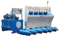Hydraulic System For Paper Presses & Mg Touch Roll
