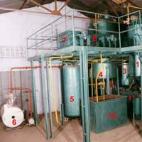 Cooking Refinery Oil