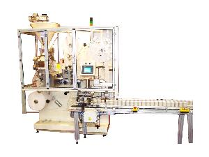 Round Tea Pod Packing Machine