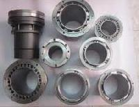 Cylinder Liner and Piston