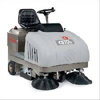 Mechanised Cleaning Machines