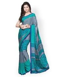 827fe4cc1cb06 Crepe Jacquard Sarees in Tamil Nadu - Manufacturers and Suppliers India