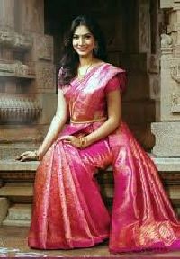 b99e0ad990 Kanchipuram Sarees - Manufacturers, Suppliers & Exporters in India