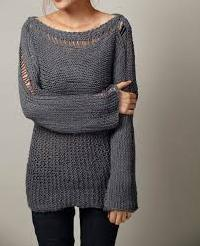 Hand Knitted Cotton Sweaters