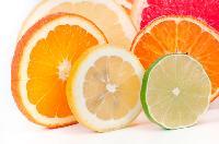 Candied Peels Of Citrus Fruit