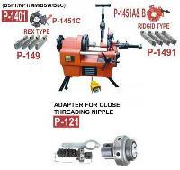 Universal Electric Pipe Threading Machine, Universal Electric Bolt Threading Machine