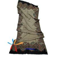 Traditional Design Wool Kani Shawl