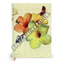 Flower Notebooks