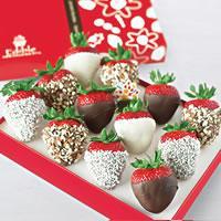Strawberry Chocolates