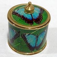 Brass Pill Boxes