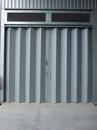 Sliding Folding Shutter Doors