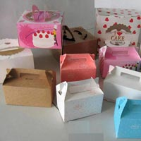 Cake Box Printing Services