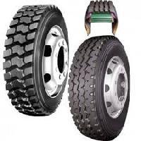 Rejected Truck Tyres