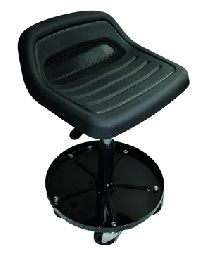 Swivel Tractor Stool with 300 lb Capacity