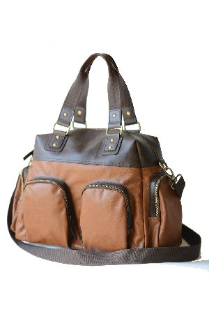 Leather Duffle Bag in Bangalore - Manufacturers and Suppliers India cd01904efd19c