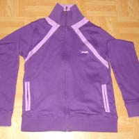 Mens High Neck Jacket