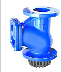 ball type foot valve