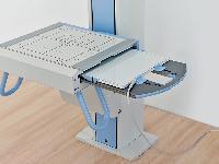 hand tilting bucky grid table