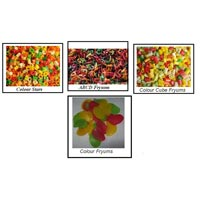 Coloured Fryums