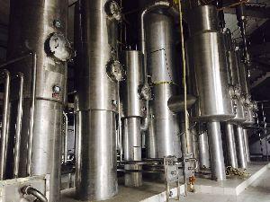 Milk Plant Falling Film Evaporator