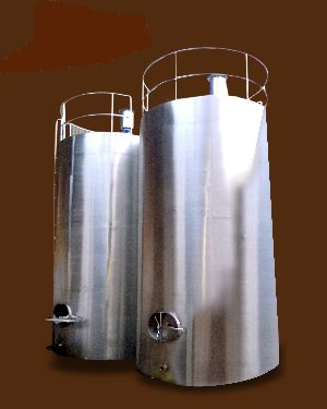 Milk Storage Tanks And Milk Silos