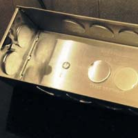 Stainless Steel Modular Junction Boxes