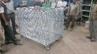 wire mesh box containers