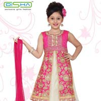 Girls Churidar Suits