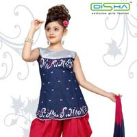 Girls Patiala Suits
