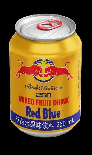 Red Blue Energy Drink