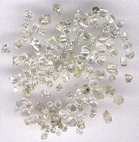 White Rough Diamonds