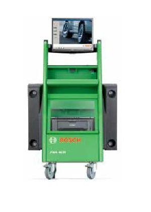Camera Professional wheel alignment analyser system.