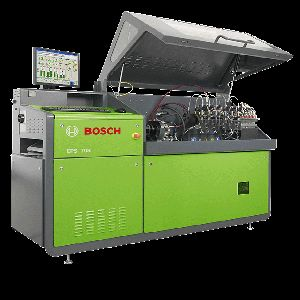 Cr Injection Pump Test Bench