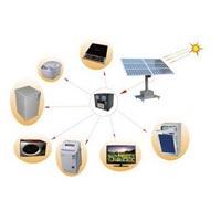 Solar & Wind Hybrid Power System