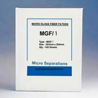 Micro Glass Fiber Filter (MGF/1)