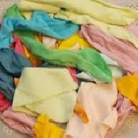 Colour Hosiery Cloth Waste