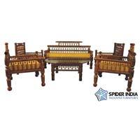Sankheda Sofa Set