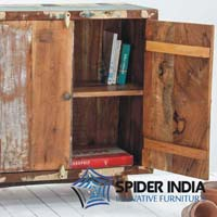 Small Ametis Driftwood Reclaimed Sideboard