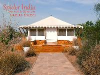 Spider India Luxury A/c Resort tent