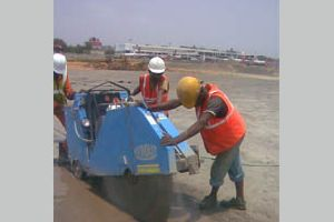 Floor Sawing Services