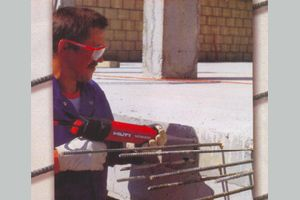 Rebar Chemical Grouting Services