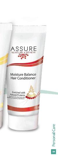 Assure Moisture Balance Hair Conditioner