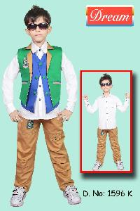 1596- Kw Boys Suits