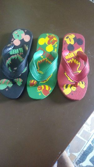 Kids Rubber Slipper