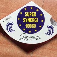 Super Synergi 100/ 60 Tablets