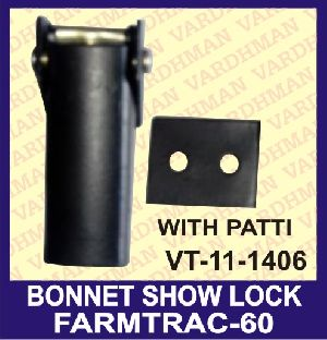 Bonnet Show Lock