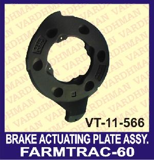 Farmtrac Tractor Brake Actuating Plate Assembly