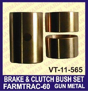 Farmtrac Tractor Brake & Clutch Bush Set