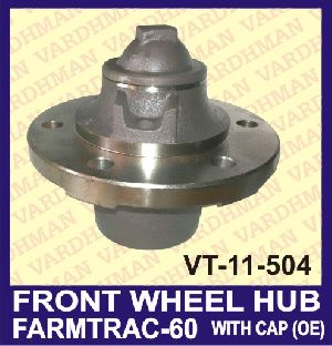 Farmtrac Tractor Front Wheel Hub