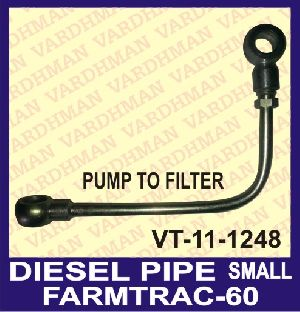 Farmtrac Tractor Small Diesel Pipe